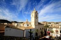 Iglesia de Santa María. Fotografía de Ayuntamiento de Albox