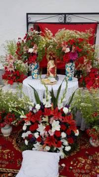 Corpus Christi. Fotografía de Alcontar Actualidad