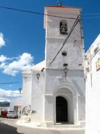 Iglesia de Nuestra Señora del Rosario. Fotografía de Wikimedia Commons