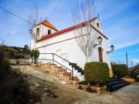 Ermita de la Virgen del Río. Fotografía de Patrimonio almeriense pueblo a...