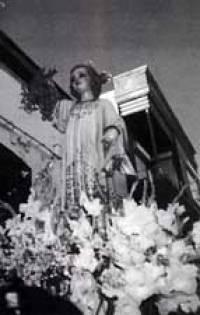 Fiesta del Niño Dios. Fotografía del eco de Alhama
