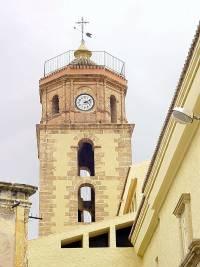 Iglesia de San Nicolás de Bari. Fotografía de Robert Bovington