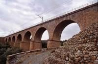 Puente de las Adelfas, en Abla