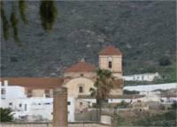 Iglesia del Santo Cristo del Consuelo. Fotografía de Ayuntamiento de Alcolea