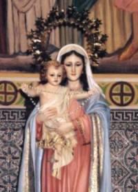 Santa Lucía. Fotografía de Ayuntamiento de Alcudia de Monteagud
