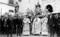 Fiestas de San Nicolas de Bari. Fotografía del eco de Alhama