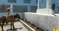 Fuente de los caños. Fotografía de Almería antigua