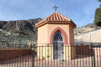 Ermita de las ánimas benditas. Fotografía de Patrimonio almeriense pueblo a...